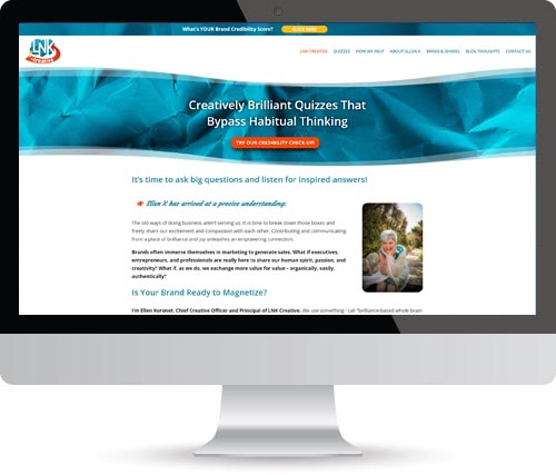 Design Formare Inc - LNK Creative Website After