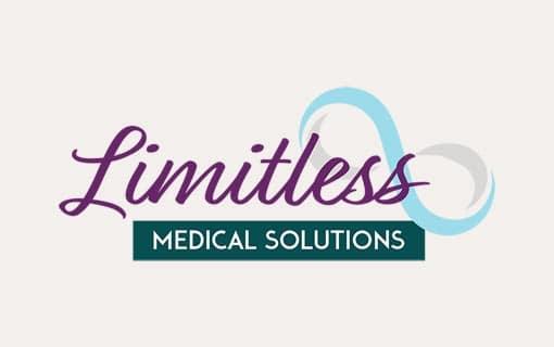 Design Formare Inc Logo Design for Limitless Medical Solutions