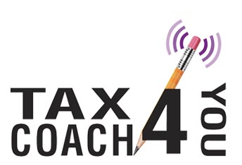 Tax Coach 4 You - Old Logo